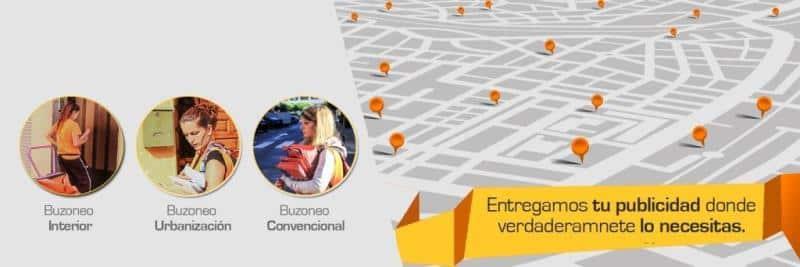 Servicios de reparto de publicidad en Valencia