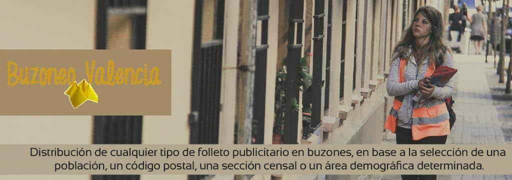 reparto de publicidad en Valencia